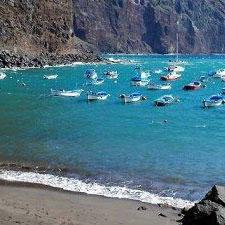 Valle Gran Rey Coast