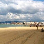 Ca'n Pastilla Beach