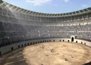 Ancient Rome in 3D