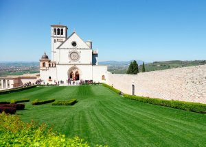 Assisi Church of San Francesco