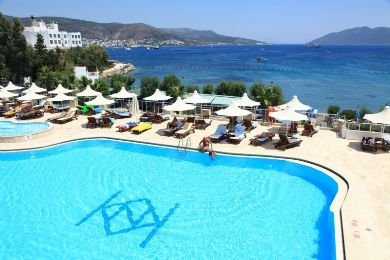 Click for more information about the Azka Hotel