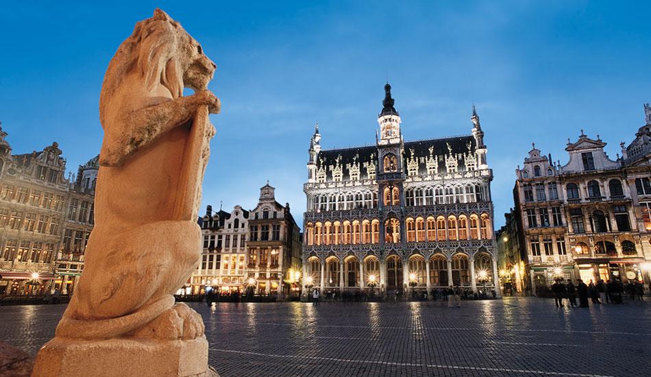 BrusselsVikingRiverKanooTravel