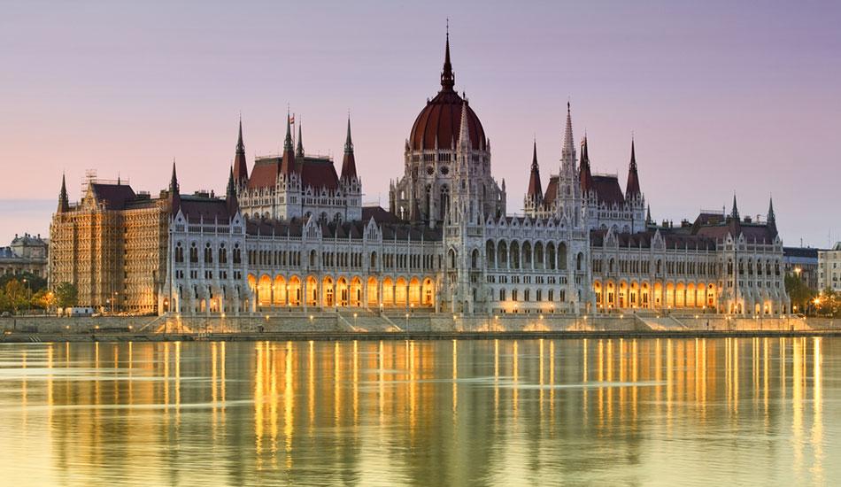 Golden Park Hotel, Budapest