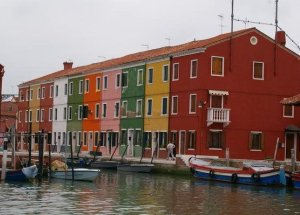 Burano fishing