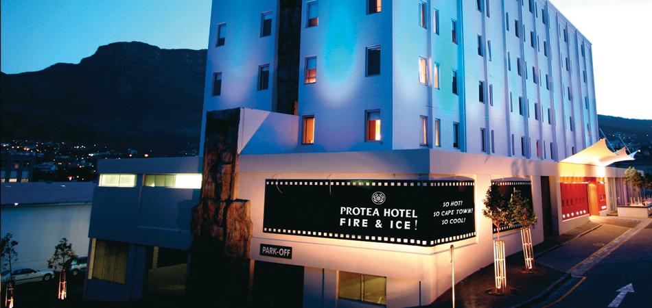 Protea Hotel Fire & Ice, Cape Town