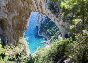 Capri natural rock