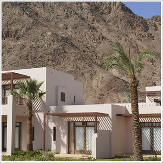 Club Med Sinai Bay, Taba, Red Sea, Lodgment