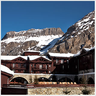 Club Med Val d'Isere Hotel, French Alps