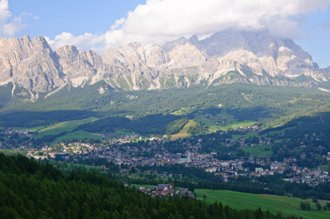 Cortina dAmpezza and Cristallo