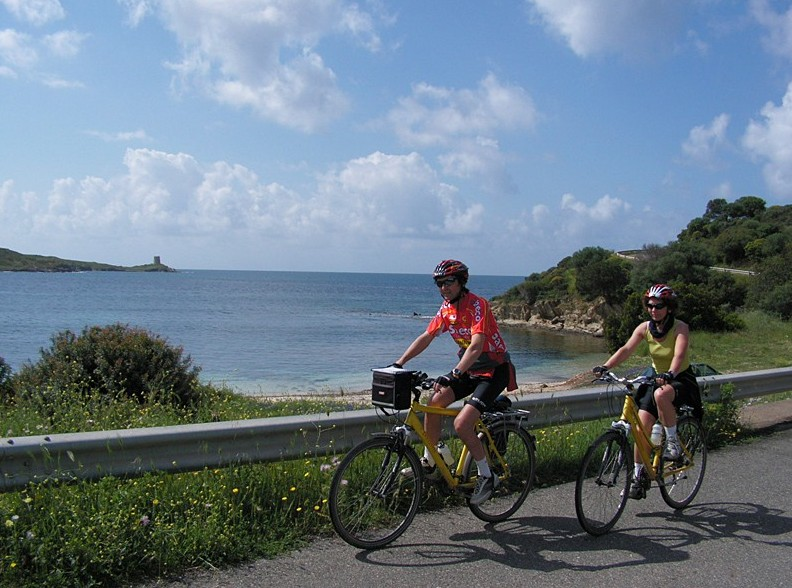 Click to find out more about Cycling in Sardinia