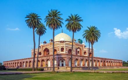 Dehli Humayuns Tomb