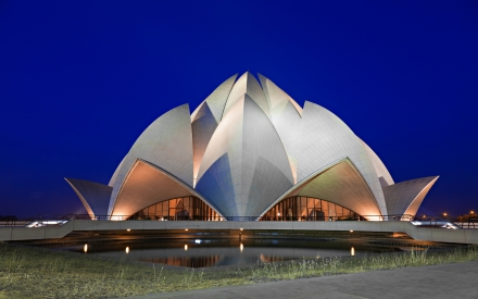Dehli Lotus Temple