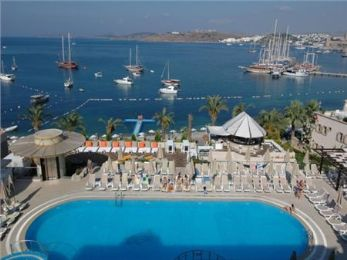 Click for more information about the Diamond of Bodrum