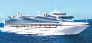 EMERALD PRINCESS EXT