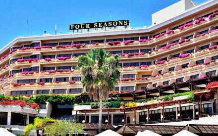 Exterior - Four Seasons