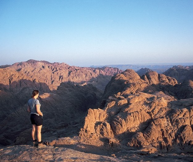 Click to find out more about Sinai Desert Trek
