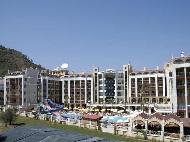 Click for more information about the Grand Pasa Hotel