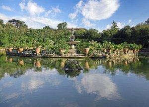 Florence Boboli Gardens