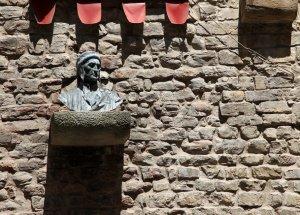 Florence Via Dante Alighieri