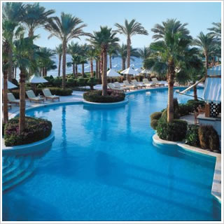 Four Seasons Resort, Sharm El Sheikh, Pool