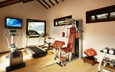 Le Meridien Fishermans Cove - Gym
