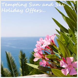Tempting Holiday Offers...