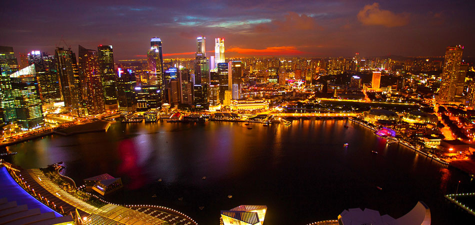 Hong Kong Singapore