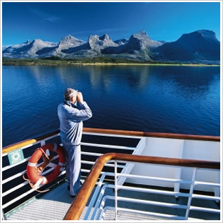 Hurtigruten Voyage South