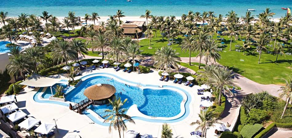 Jebel Ali Beach Hotel, Dubai