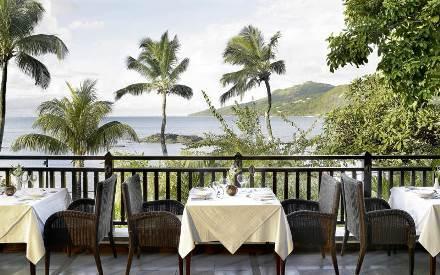 Le Meridien Fishermans Cove - La Cardinal Restaurant