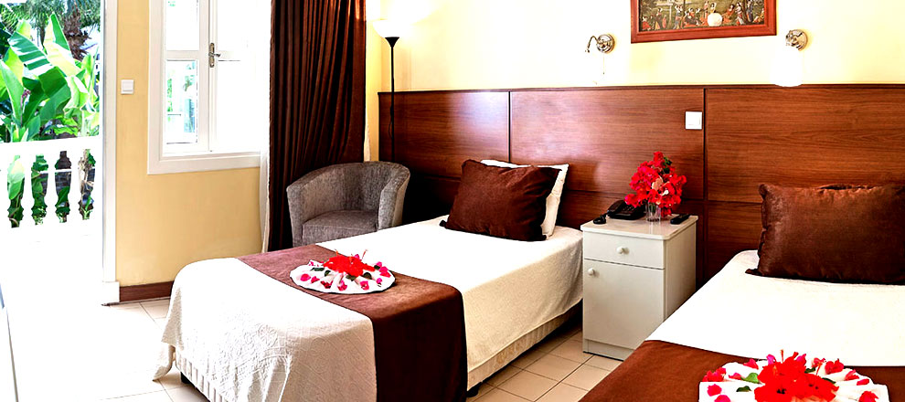 LA Hotel and Resort l Kyrenia Hotel l North Cyprus l Direct Traveller
