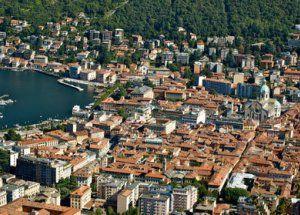 Lake Como City