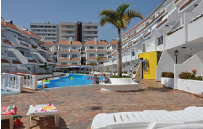 Las Floritas Apartments