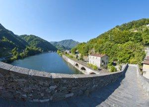 Lucca Diavolo Bridge