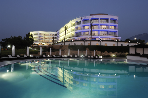 The Malpas Hotel l Kyrenia Hotel l Northern Cyprus l Direct Traveller