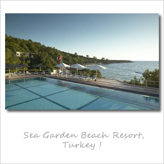 Mark Warner Sea Garden Beach Resort