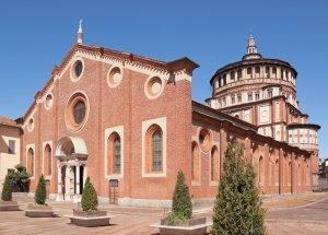 Milan Church of Santa Maria delle Grazie