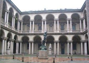 Milan Pinacoteca di Brera