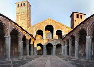 Milan Sant Ambrogio