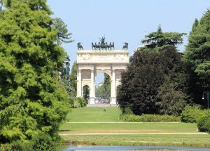 Milan Sempione Park