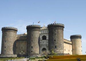 Naples Nuovo Castle