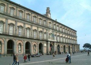Naples Palazzo Reale