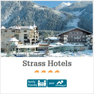 Neilson Strass Hotels, Mayrhofen, Austria