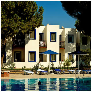 Neilson The Seaside Hotel, The Seaside Hotel, Seaside Hotel, Neilson, Ortakent, Turkey