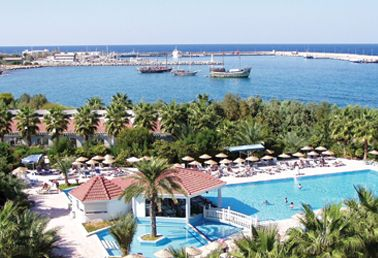 Oscars Resort Hotel l Kyrenia Hotel l Northern Cyprus l Direct Traveller
