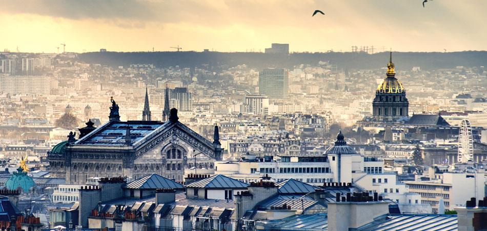 Paris Eiffel Cambronne
