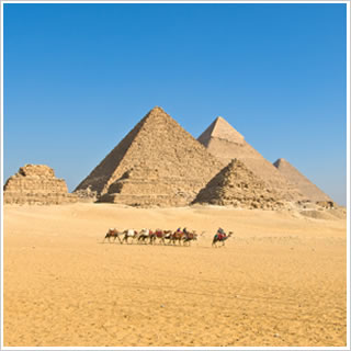 Peltours Holiday Offers - Pyramids of Giza