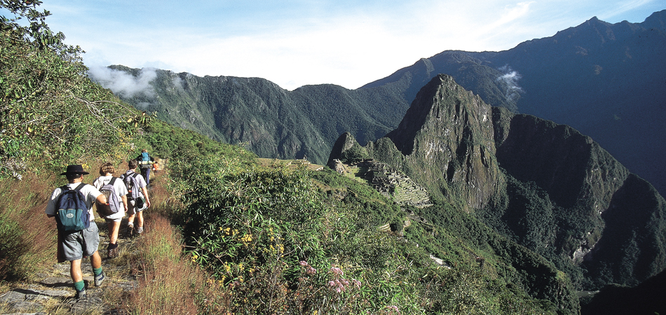 Inca Trail & the Amazon Rainforest