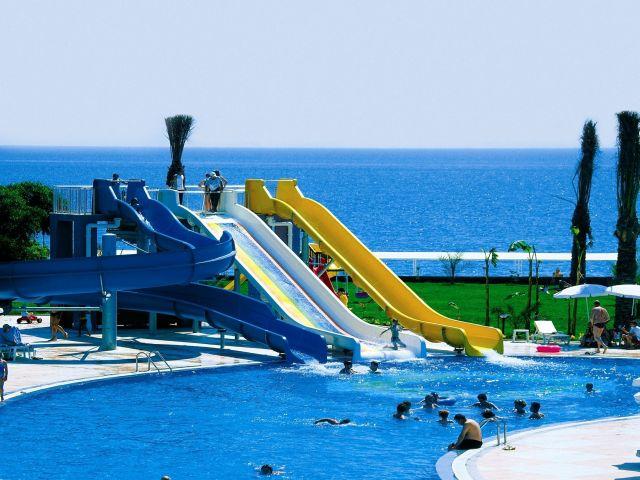 Stella Beach Hotel Antalya Turkey