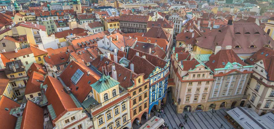 Plaza Alta, Prague
